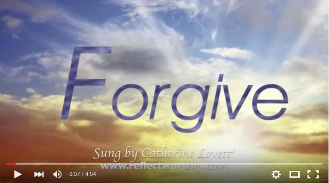 Forgive, new Reflect Worship Song