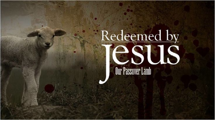 Jesus Blood Atonement