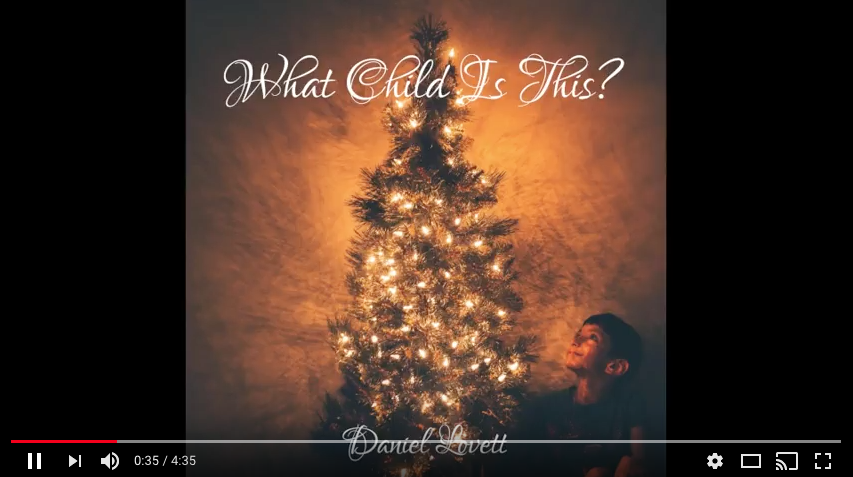Brand New Christmas Music!