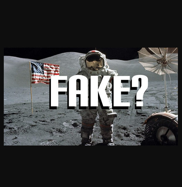 Why the USA faked the moon landings, with guest Mark Marrow