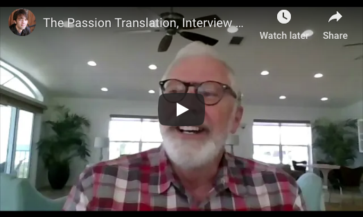 Brian Simmons Passion Translation Interview