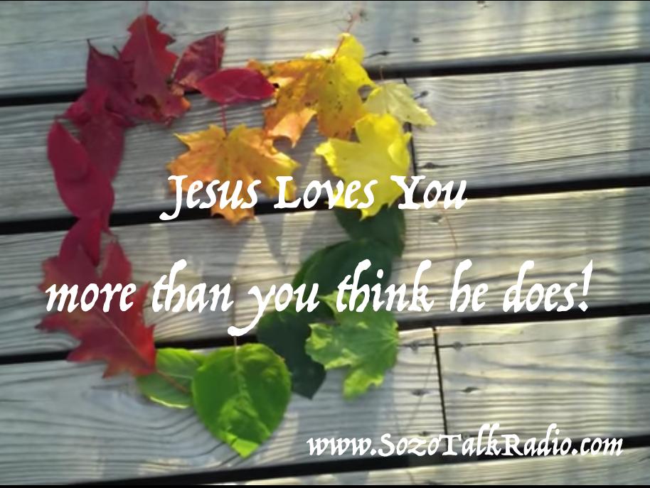 Wm Paul Young Interview, God is Love – Sozo Talk Radio